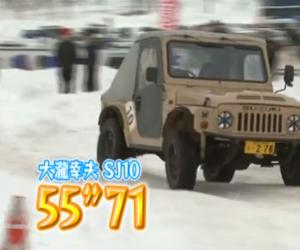Suzuki Jimny Snow photo 10