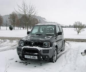 Suzuki Jimny Snow photo 13