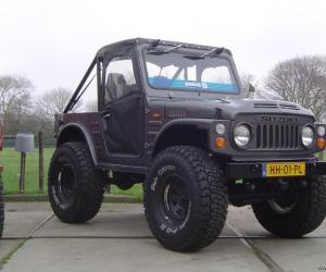 Suzuki LJ 80 photo 1