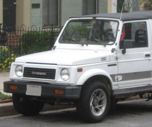 Suzuki Samurai photo 4