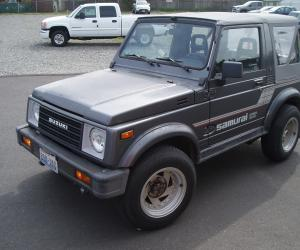 Suzuki Samurai photo 5