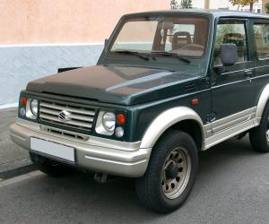 Suzuki Samurai photo 7