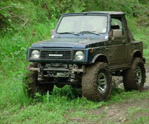 Suzuki Samurai photo 8