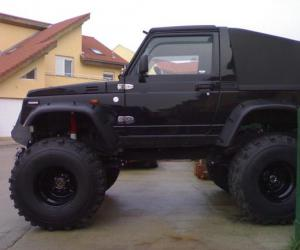 Suzuki Samurai photo 9