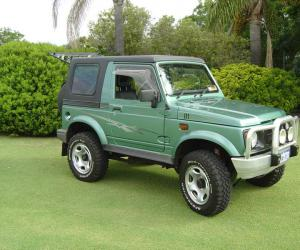 Suzuki Samurai photo 10