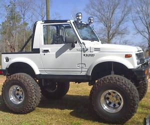 Suzuki Samurai photo 15