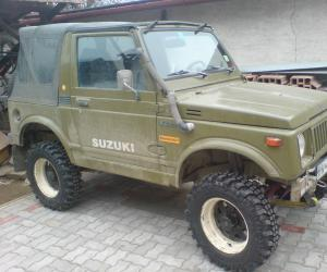 Suzuki Samurai photo 16