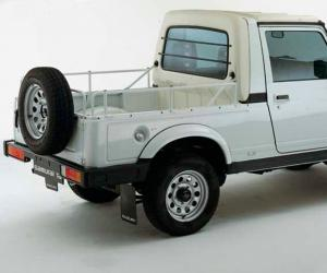Suzuki Samurai photo 17