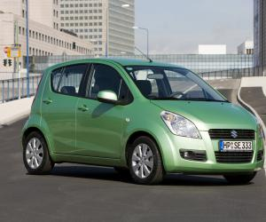 Suzuki Splash photo 11