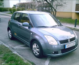 Suzuki Swift dance photo 1