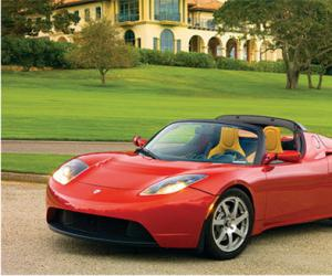 Tesla Roadster photo 4