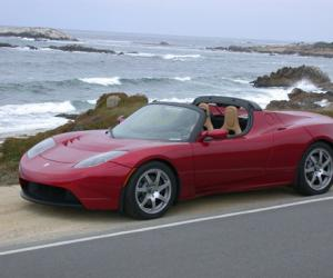 Tesla Roadster photo 5