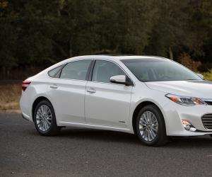 Toyota Avalon photo 6