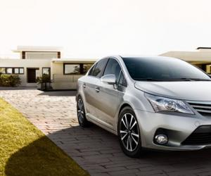 Toyota Avensis photo 7