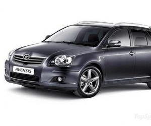 Toyota Avensis photo 10