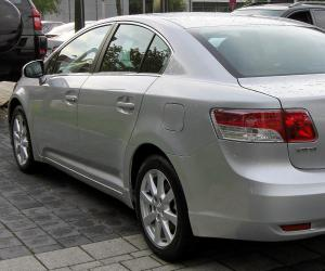 Toyota Avensis photo 11