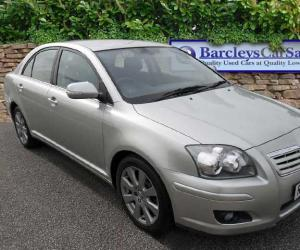 Toyota Avensis 2.0 D-4D photo 2