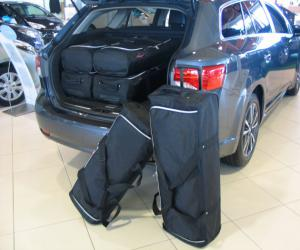 Toyota Avensis Travel photo 8