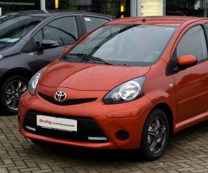 Toyota AYGO 1.0 photo 3