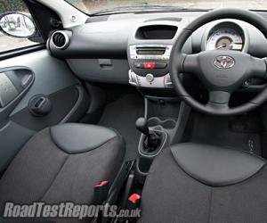 Toyota AYGO 1.0 photo 4