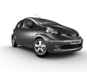 Toyota AYGO 1.0 photo 5