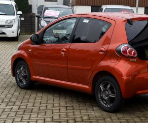 Toyota AYGO 1.0 photo 6