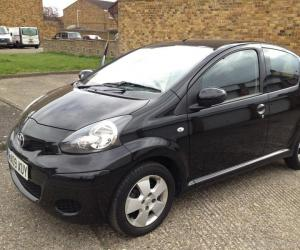 Toyota AYGO 1.0 photo 12