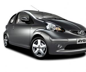Toyota AYGO 1.0 photo 14
