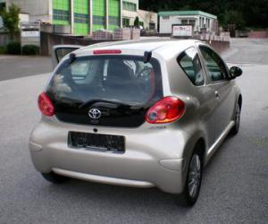 Toyota AYGO ckIN2U photo 11