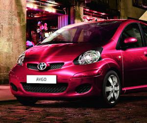 Toyota AYGO Cool photo 5