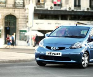 Toyota AYGO Cool photo 7