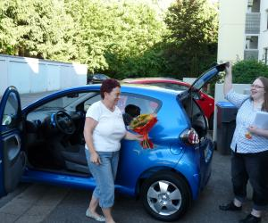 Toyota AYGO Cool photo 10