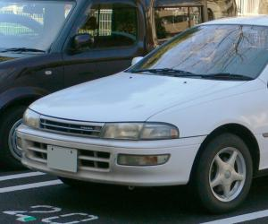 Toyota Carina photo 1