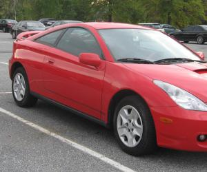 Toyota Celica photo 1