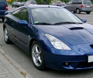 Toyota Celica photo 9