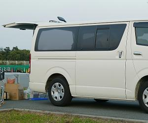 Toyota Hiace photo 1