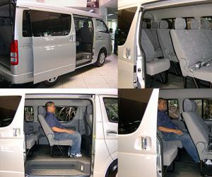 Toyota Hiace GL photo 1