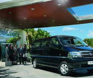 Toyota Hiace GL 4x4 photo 1