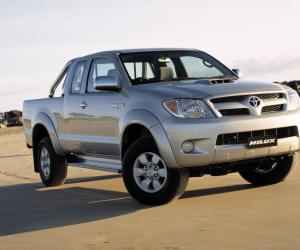 Toyota Hilux photo 1