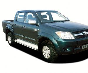 Toyota Hilux 2.5 D-4D photo 12