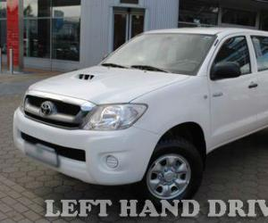 Toyota Hilux Double Cab 2.5 D-4D 4x4 photo 2