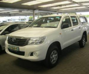 Toyota Hilux Double Cab 2.5 D-4D 4x4 photo 6