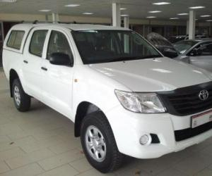 Toyota Hilux Double Cab 2.5 D-4D 4x4 photo 13