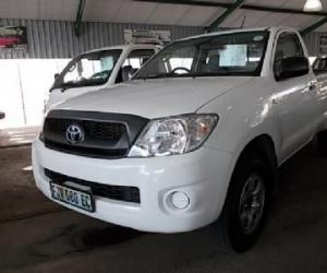 Toyota Hilux Double Cab 2.5 D-4D 4x4 photo 15