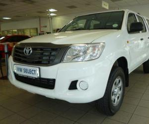 Toyota Hilux Double Cab 2.5 D-4D 4x4 photo 17
