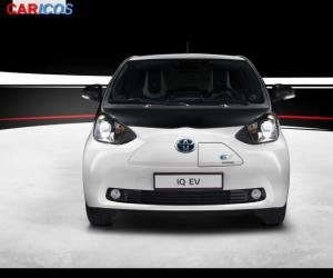 Toyota iQ EV photo 2