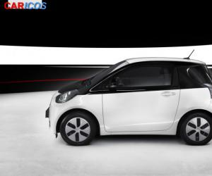Toyota iQ EV photo 3