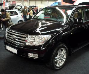 Toyota Land Cruiser V8 photo 1