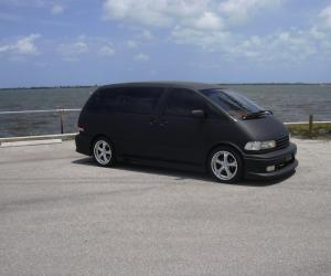 Toyota Previa photo 9