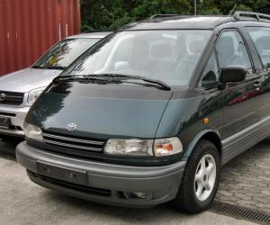 Toyota Previa photo 11